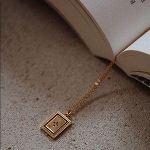 Louise Damas Jo Pendant Necklace